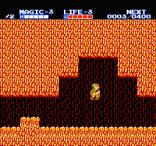 Zelda 2 - The Adventure of Link NES 74