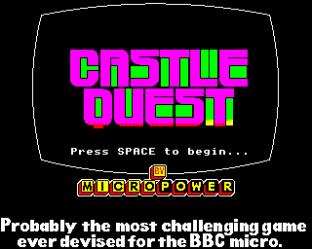 castle quest bbc micro 01