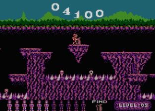 cavernia atari 800 42