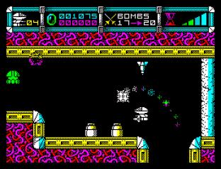cybernoid zx spectrum 09