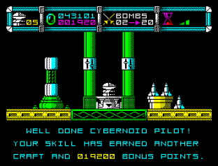 cybernoid zx spectrum 53