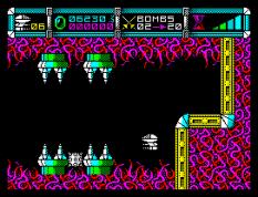 cybernoid zx spectrum 54