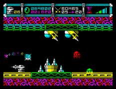 cybernoid zx spectrum 65