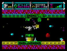 cybernoid zx spectrum 66
