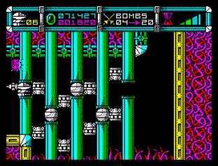 cybernoid zx spectrum 67