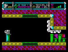 cybernoid zx spectrum 77