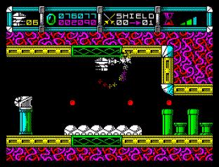 cybernoid zx spectrum 78