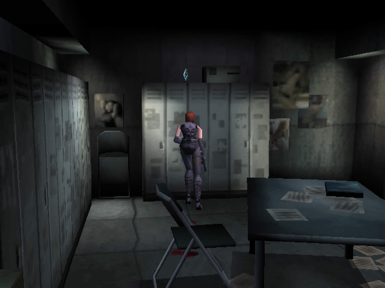 dino crisis ps1 085 – The King of Grabs
