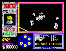 gunfright zx spectrum 10