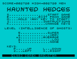 haunted hedges zx spectrum 08