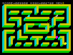 haunted hedges zx spectrum 21