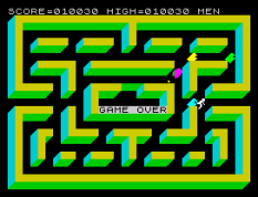 haunted hedges zx spectrum 22