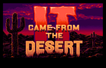 it came from the desert amiga 03