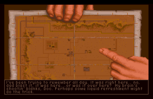 it came from the desert amiga 11
