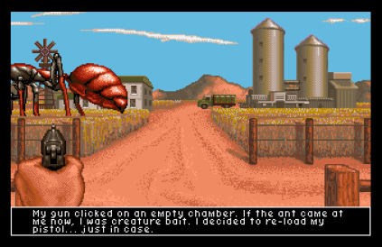 it came from the desert amiga 20