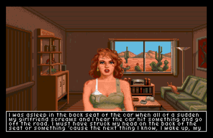 it came from the desert amiga 33