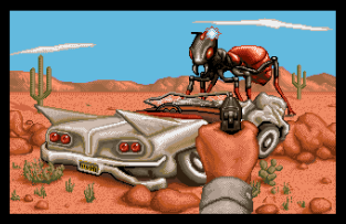 it came from the desert amiga 34
