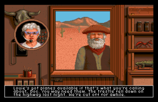 it came from the desert amiga 50