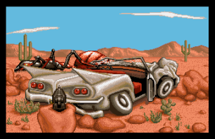 it came from the desert amiga 53