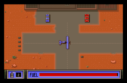 it came from the desert amiga 56