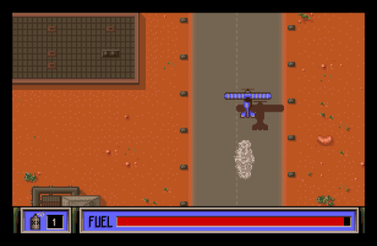 it came from the desert amiga 57