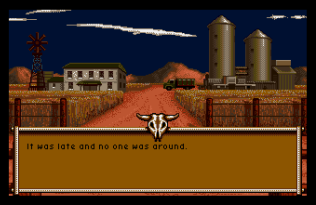 it came from the desert amiga 64