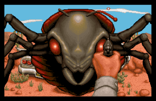 it came from the desert amiga 74