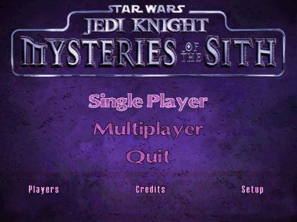 jedi knight - mysteries of the sith pc 01
