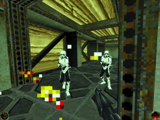 jedi knight - mysteries of the sith pc 10