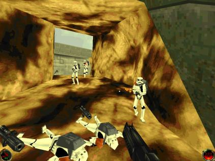jedi knight - mysteries of the sith pc 12