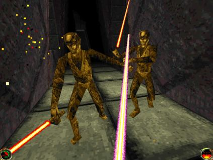 jedi knight - mysteries of the sith pc 97