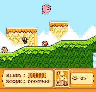 kirby's adventure nes 10