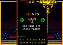 klax arcade 17
