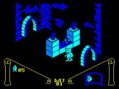 knight lore amstrad cpc 11