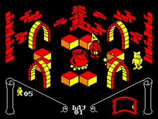 knight lore amstrad cpc 12
