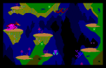 roland in the caves amstrad cpc 06