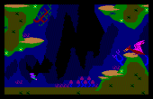 roland in the caves amstrad cpc 07