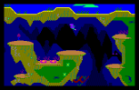 roland in the caves amstrad cpc 13