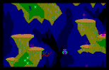 roland in the caves amstrad cpc 16