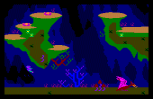 roland in the caves amstrad cpc 19