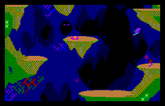 roland in the caves amstrad cpc 21