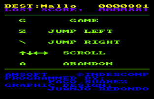 roland in the caves amstrad cpc 23