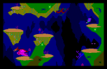 roland in the caves amstrad cpc 24