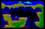 roland in the caves amstrad cpc 25