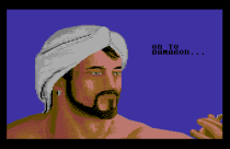 sinbad and the throne of the falcon c64 04