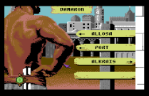 sinbad and the throne of the falcon c64 06