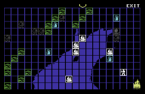 sinbad and the throne of the falcon c64 08