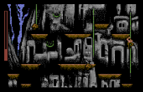 sinbad and the throne of the falcon c64 16