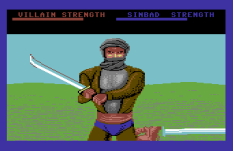 sinbad and the throne of the falcon c64 55