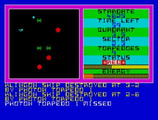 star trek zx spectrum 11